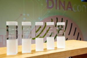 Preise der DINAcon Awards 2018